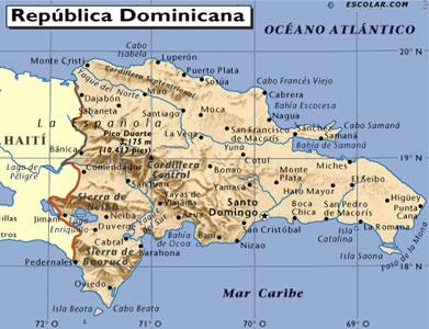 Punta cana mapa google